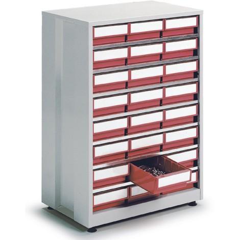 Drawer cabinet, 24 drawers