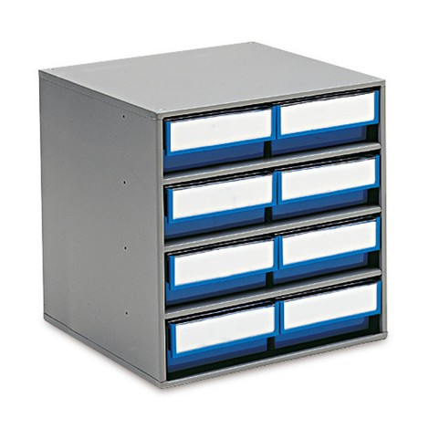 Drawer cabinet, 8 drawers