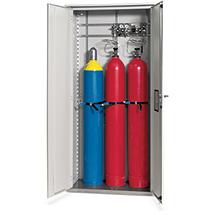 Druckgasflaschen-Schrank