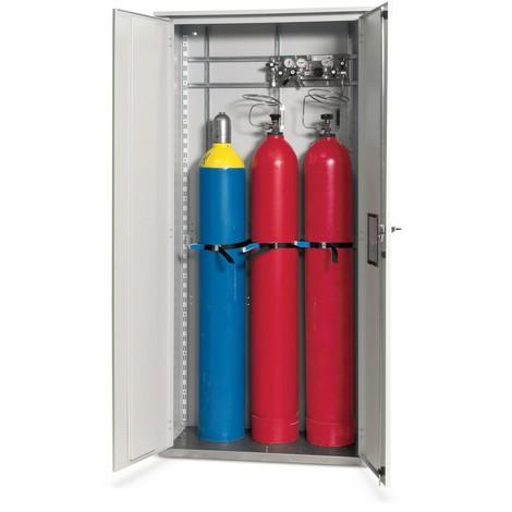 Druckgasflaschen-Schrank asecos®