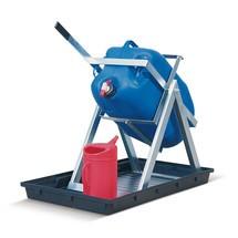 Druppel-lekbak. 28 of 36 liter