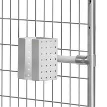Držák skeneru pro sběr vozík fetra®