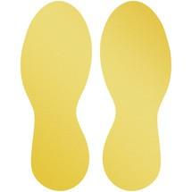 DURABLE Bodenmarkierung Form Fuß ablösbar