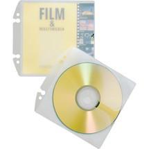 DURABLE CD DVD-Hüllen zum Abheften