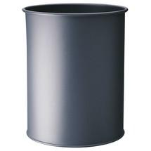 DURABLE Papierkorb Metall rund 15 5er SET
