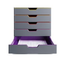DURABLE Varicolor drawer box