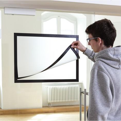DURAFRAME® magnetic poster frame, self-adhesive