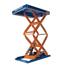 Dvojnožnicový zdvíhací stôl EdmoLift® C-Series