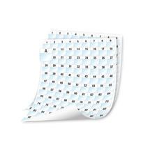 DYMO® selbstlaminierende Kabeletiketten, Polyester