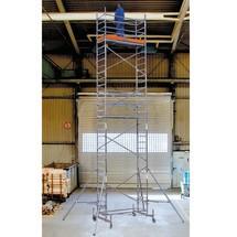 Échafaudage KRAUSE®, capacité de charge 200 kg/m²