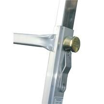 Échelle télescopique KRAUSE® articulée avec 4 rallonges