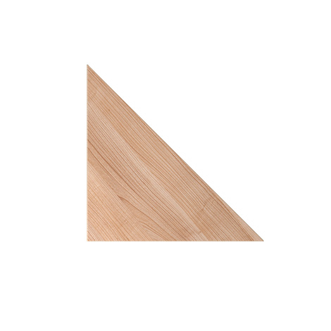 Eckwinkel LE90, 80 x 80 cm; Platte: 25mm dick