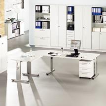 Eckwinkel Solid, verstellbare Höhe 650-850 mm