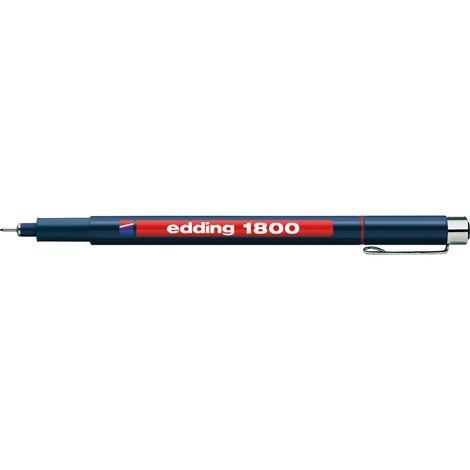 edding® Fineliner 1800 profipen