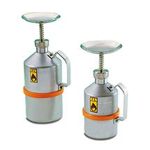 Edelstahl-Sparanfeuchter, 1 - 2 Liter