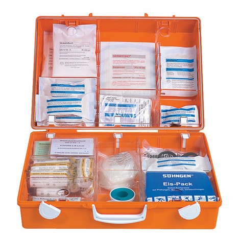 EHBO-koffer SÖHNGEN® MT-CD met inhoud DIN 13169