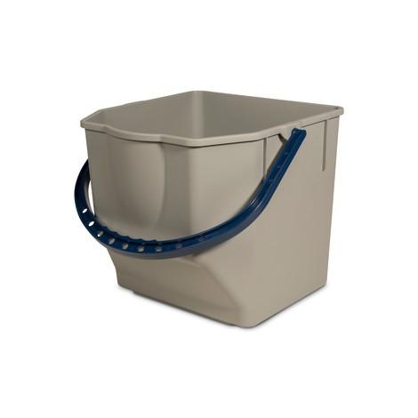 Eimer-Set für Reinigungswagen COMBIX, XL und PRO