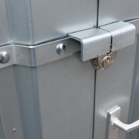 Einbruchsicherung EBS für SC- und SGL-Container
