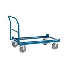 Einklink-Rohrschiebebügel für Fahrgestelle fetra® mit Fangecken