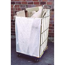 Einlegesäcke für Rollboxen. Maß 710 x 800 x 1300/1000 mm (LxBxH)
