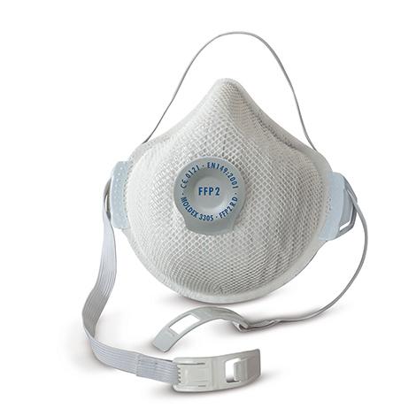 Einweg-Feinstaubmaske Serie 3000 FFP2D mit Ausatemventil