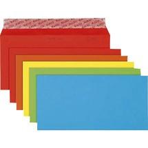 ELCO Briefumschläge color FSC in handlichen Cello Zip Kleinpackungen