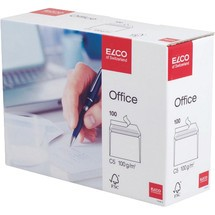 ELCO Briefumschläge Office FSC in formschönen Dispenserboxen