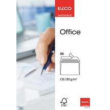 ELCO Briefumschläge Office FSC in handlichen Cello Zip Kleinpackungen