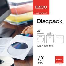 ELCO CD DVD Taschen aus Papier