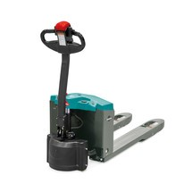 Electric pallet truck Ameise®, special distance across forks 685 mm, fork length 1150 mm, capacity 1500 kg