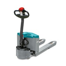 Electric pallet truck Ameise®, special distance across forks 685 mm, fork length 1200 mm, capacity 1500 kg