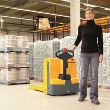 Elektrische palletwagen Jungheinrich® EJE 116, cap.1600kg, VL 1150mm