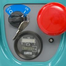 Elektrische trekker Ameise® EMT10