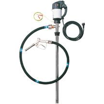 Elektrisches Pumpen-Set FLUX ® für leicht brennbare Flüssigkeiten