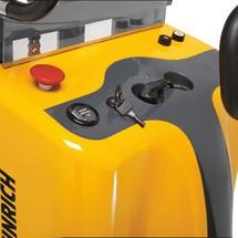Elektrisk handdriven staplare Jungheinrich HC 110