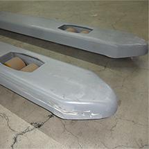 Elektro-Hochhubwagen Ameise® EPL 210, Hubhöhe 2300mm, Vorführgerät mit leichten Gebrauchsspuren