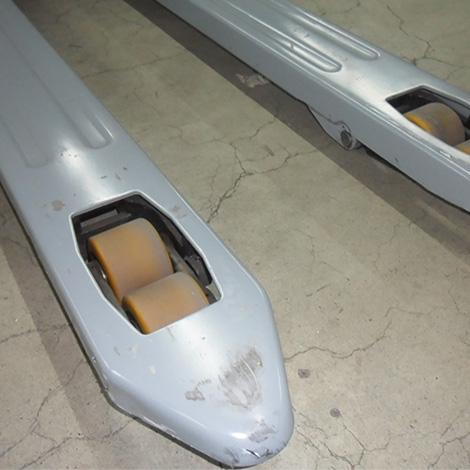 Elektro-Hubwagen Ameise® EPM 113 gebraucht mit leichten Gebrauchsspuren - Tragkraft 1300 kg