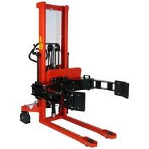Elektro-Rollenheber, schwenkbar, einstellbarer Rollenhalter
