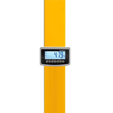 Elektro-Stapler Jungheinrich EMC 110 - Monomast, Hub bis 2000 mm, Tragkraft 1000 kg