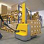Elektro-Stapler Jungheinrich EMC 110 Wiegeeinrichtung - Monomast, Hub bis 2000 mm, Tragkraft 1000 kg