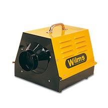 Elektroheizer Wilms ®. Heizleistung 3 kw