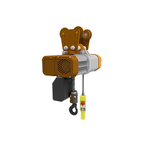 Elektrokettenzug AMEISE mit Handfahrwerk