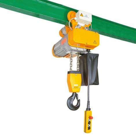 Elektrokettenzug LIFTKET mit Einlochaufhängung