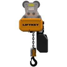 Elektrokettenzug LIFTKET mit Handfahrwerk