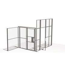 Elemento parete TROAX® Standard