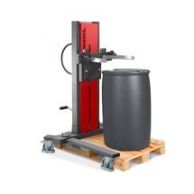 elevador de barril Secu Ex com clipe de barril