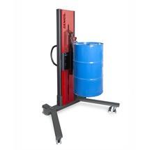 elevador de barril Secu Ex con pinza de tambor