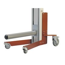 elevatore HOVMAND AND con spuntone, capacità di carico 70 kg