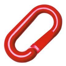 Elos de ligação para correntes de vedação