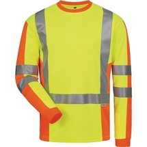 elysee® UV-/ Warnschutz-Langarmshirt Drachten
